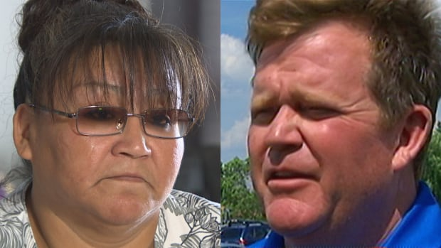 Myra Colon said the Crown never told her the assault charge against retired RCMP officer Derick Hilliker was stayed after he completed anger management counselling.