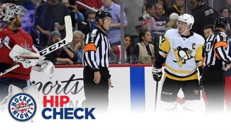 Hip Check: Did Sidney Crosby get away with a head shot?