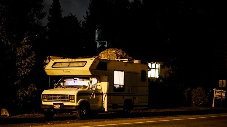 Surrey to vote on banning RVs from city streets overnight