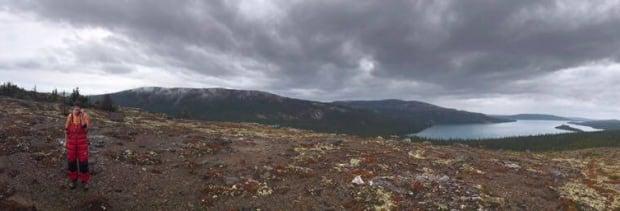 Swiss America's Challenge landing site Labrador