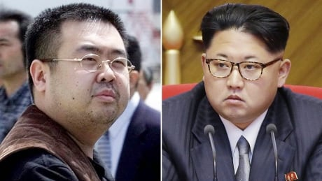 Murder trial in killing of Kim Jong-un's brother focuses on 2 mysterious men