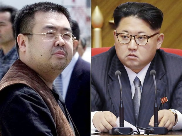 Malaysia North Korea-Kim