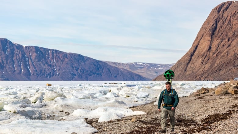 Rare views of unique Nunavut park come to Google Street View