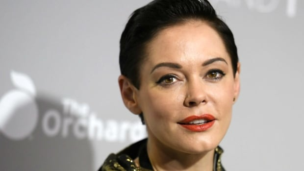 After long referencing a past incident with a movie mogul presumed to be Harvey Weinstein, actress Rose McGowan stated it outright on Thursday for the first time, alleging that 'HW raped me.'