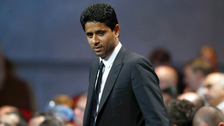 Did PSG president bribe FIFA executive to secure broadcasting rights?