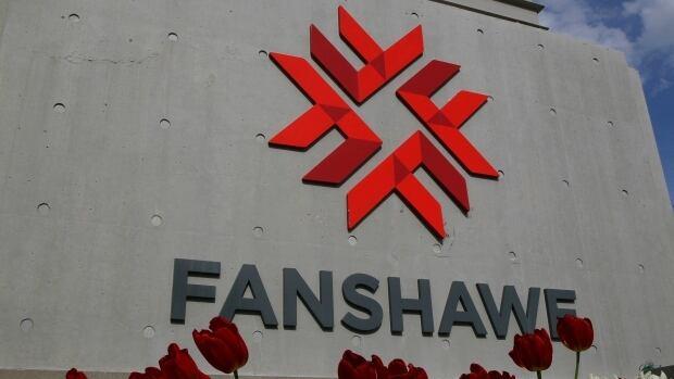 Fanshawe College sign