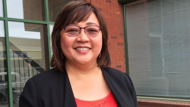 Dr. Angelita Sanchez now calls Sudbury home.