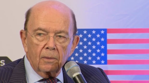 U.S. Commerce Secretary Wilbur Ross says his country isn't talking about red lines when it comes to NAFTA yet.