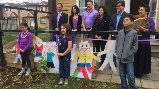 On Thursday, representatives from a number of organizations took part in an announcement for the '#ISeeYou' initiative as part of the Stand Up 2017 campaign against child abuse and neglect.