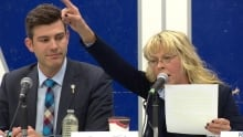 Don Iveson and Carla Frost