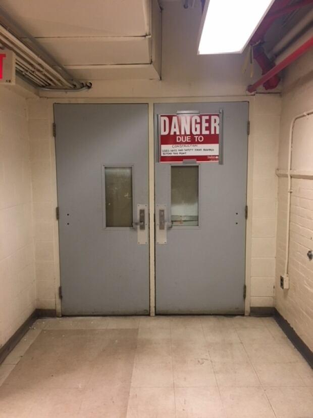 Basement boiler room RRPS