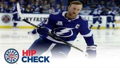 Hip Check: Stamkos gets first goal of season