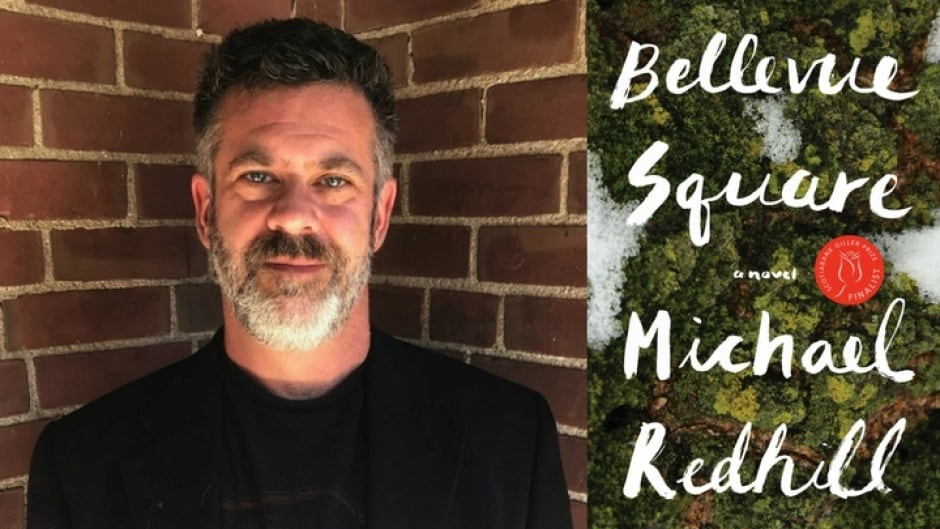 Michael Redhill is the author of Bellevue Square.