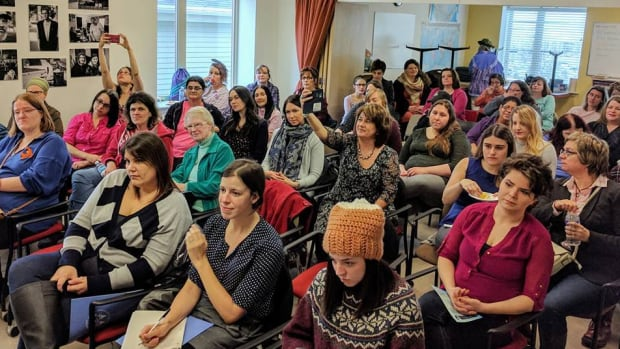 Women from the Saint John Women's Empowerment Network's signature program, Power Up!, participated in events for International Women's Day. The program, which has graduated over 330 women, recently expanded into St. Stephen and Miramichi.