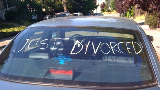 Divorce is genetic