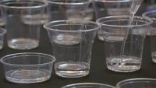 Tap water tasting competition