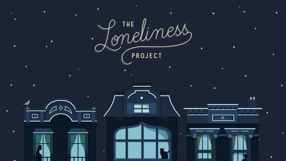 Marissa Korda's website explores the loneliness many people feel in our ultra-connected world.