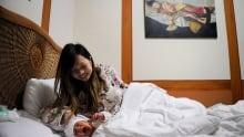 China childbirth