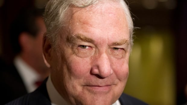 Conrad Black Maintains his relationship with Trump was Not responsible Because of his Offender pardon thumbnail