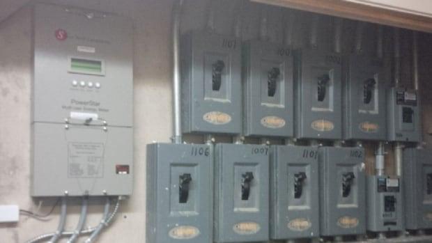 Suite meters