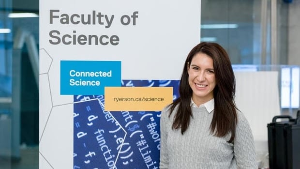 Ana Sofia Barrows has a degree in medical physics but has been told she looks like someone who should be in fashion or communications. Those stereotypes could be holding Canada back from diversifying in fields like science, technology, mathematics and engineering (STEM), a new report says.