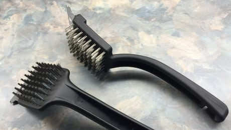 Wire-bristle BBQ brush incident reports more than double