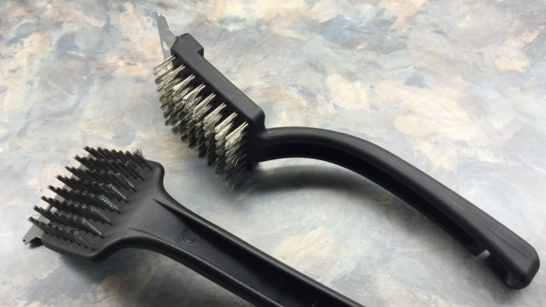 Wire-bristle BBQ brush incident reports more than double | CBC News