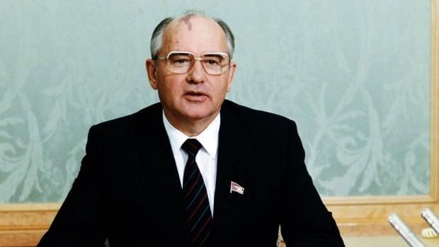Mikhail Gorbachev set out to reform the Communist Party of the Soviet Union from within in the 1980s, ushering in a era of political and economic restructuring known as perestroika and laying the groundwork for the end of the Cold War and the collapse of the USSR.