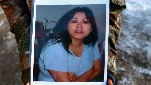 Elaine Alook, who lived in Fort McMurray, went missing in May 2004.