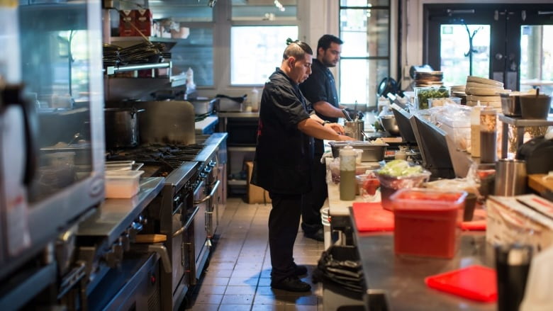 B C Chef Shortage Due To Perfect Storm Of Problems Industry