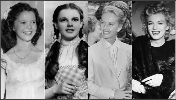 Actresses from Hollywood's Golden Age