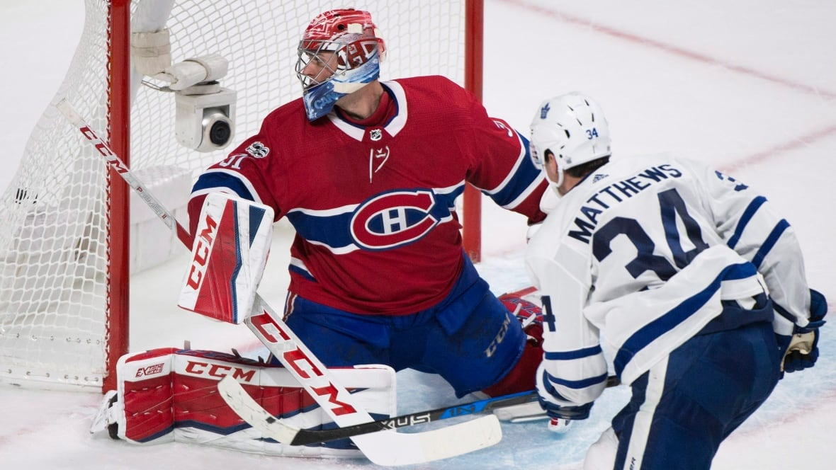 Leafs-canadiens