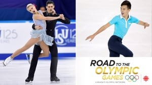 Road to the Olympic Games: Rostelecom Cup