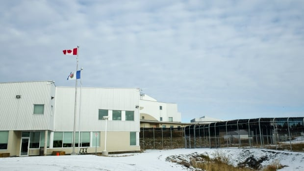 The North Slave Correctional Complex in Yellowknife.