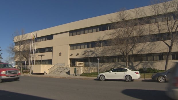 Regina's police chief says the force has greatly outgrown its existing headquarters. It plans to expand into a former STC depot across the street.
