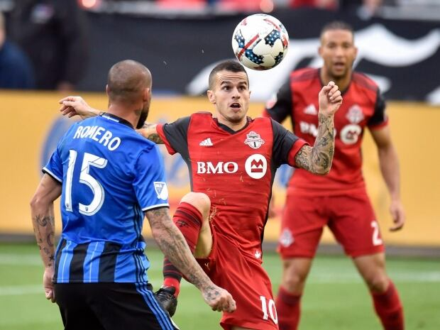 TFC celebrate arrival of Supporters' Shield with victory over Impact