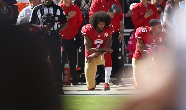 Colin Kaepernick will have a tough time proving collusion