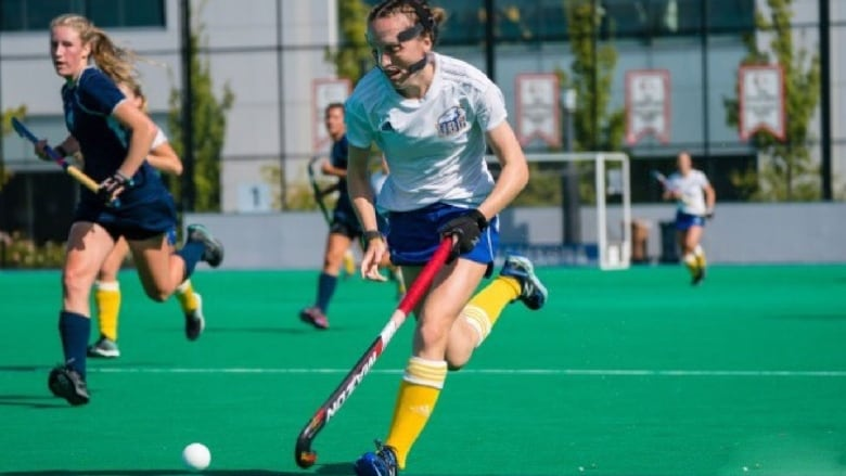 Field Hockey Safety Needs To Evolve Says Player Whose Face Was