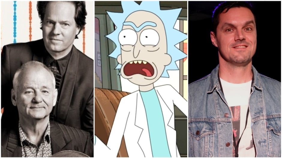 Today on q: actor Bill Murray and cellist Jan Vogler, q contributors Amanda Joy and John Semley, and Propagandhi's Chris Hannah.