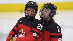 Emily Clark's hockey dreams are coming true