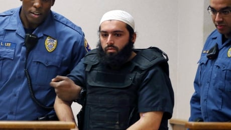 Ahmad Rahimi found guilty in last year's Manhattan bombings