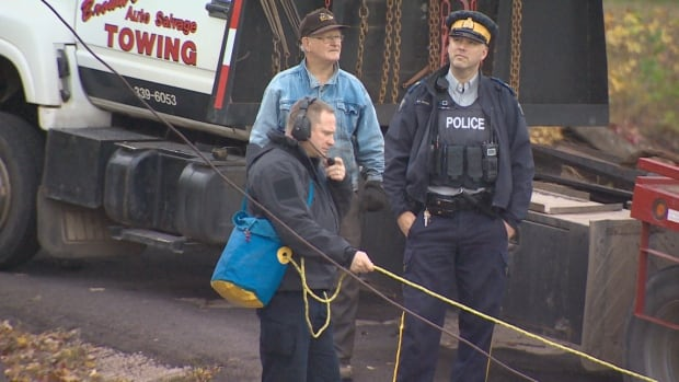car recovered RCMP