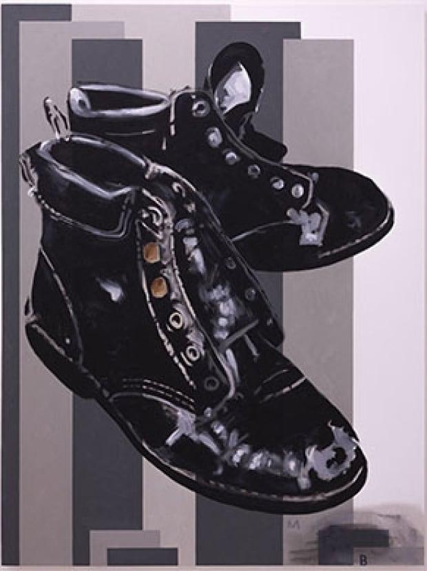 Michael Freeman Badour, Patrick's Boots, 2017