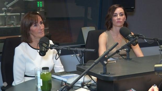 Lorinda Stewart and Amanda Lindhout