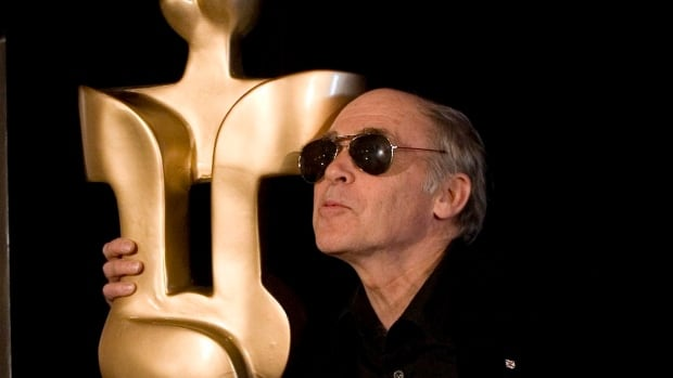 John Dunsworth arrives at the 30th annual Genie Awards in Toronto in April 2010.