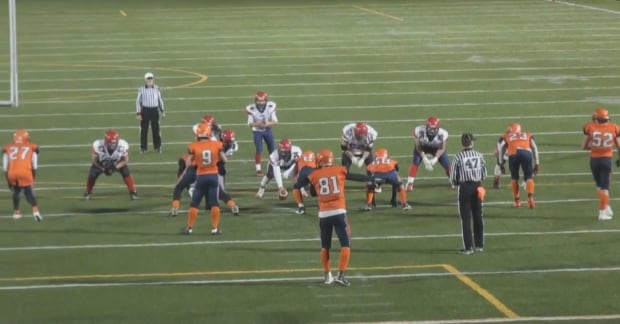 football in moncton
