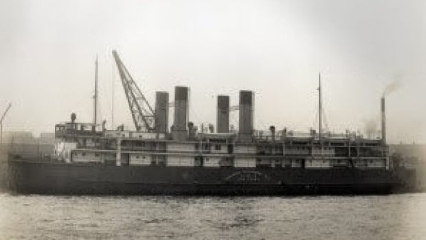 The S.S. Prince Edward Island made its maiden voyage across the Northumberland Strait on Oct. 17, 1917.