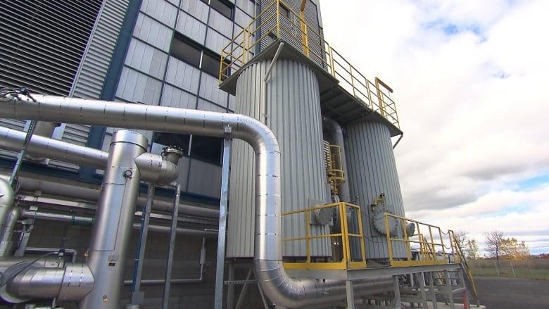 St-Michel power plant