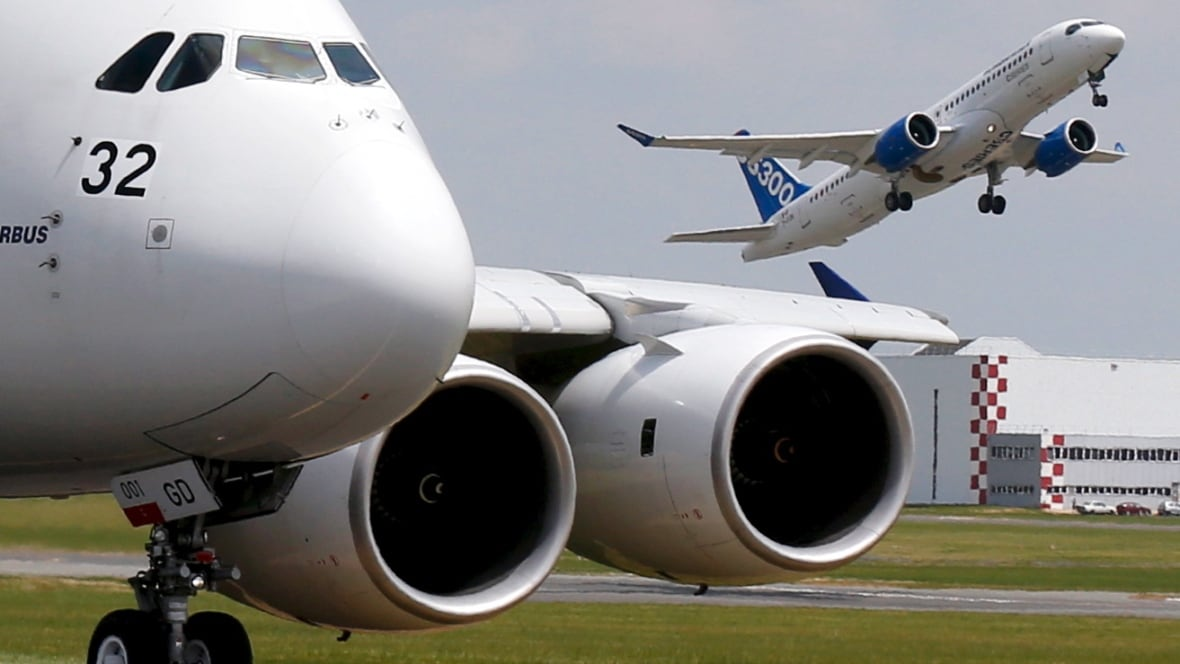 Airbus CEO expects to sell 'thousands' of C Series aircraft