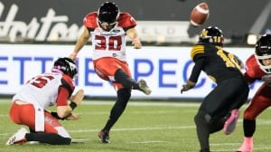 CFL Power Rankings: Stampeders battle complacency to stay on top